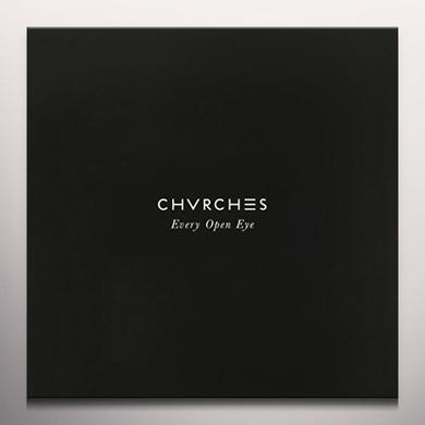 Chvrches EVERY OPEN EYE Vinyl Record - Colored Vinyl