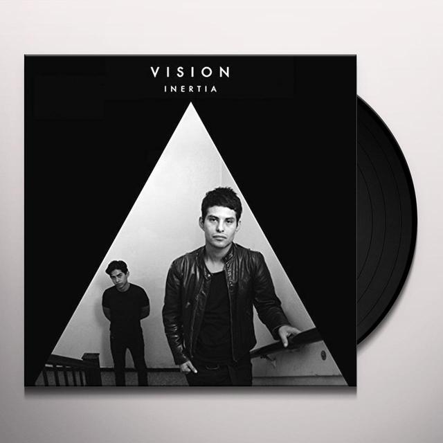 Vision INERTIA Vinyl Record - Digital Download Included