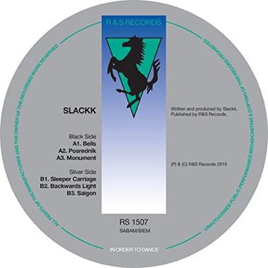 Slackk BACKWARDS LIGHT Vinyl Record