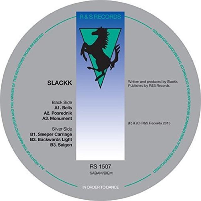 Slackk BACKWARDS LIGHT Vinyl Record