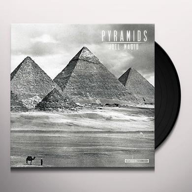 Joel Magid PYRAMIDS Vinyl Record