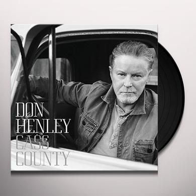 Don Henley CASS COUNTY Vinyl Record