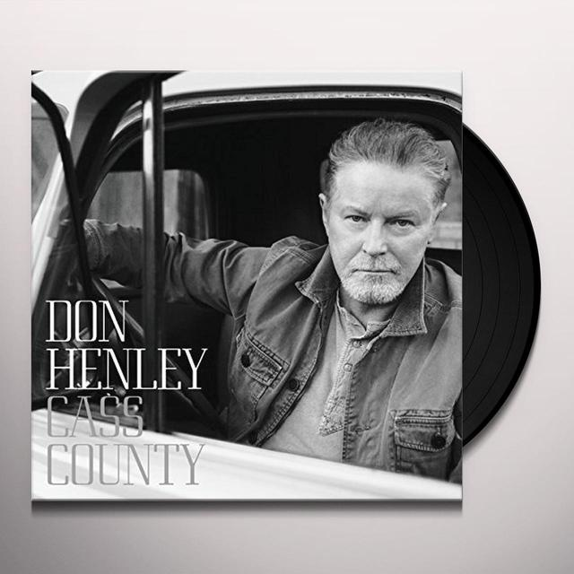 Don Henley CASS COUNTY Vinyl Record - Deluxe Edition
