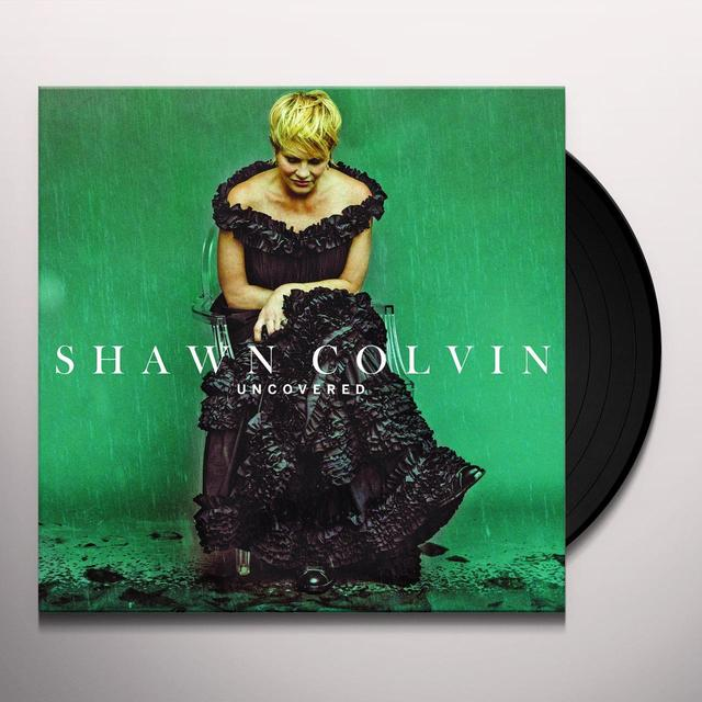Shawn Colvin UNCOVERED Vinyl Record