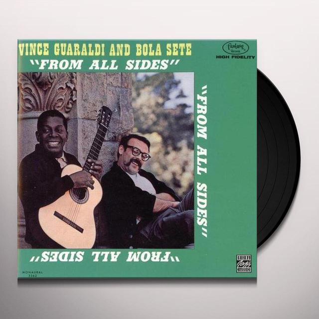 Bola Sete / Vince Guaraldi FROM ALL SIDES Vinyl Record