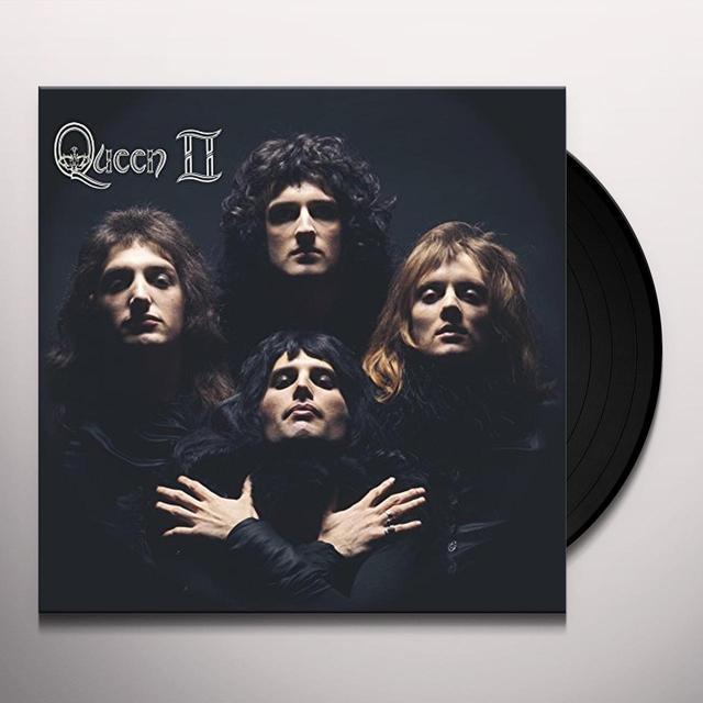 QUEEN II Vinyl Record - 180 Gram Pressing