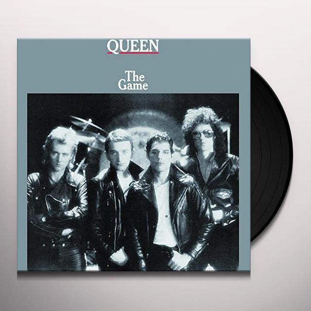 Queen GAME Vinyl Record - 180 Gram Pressing