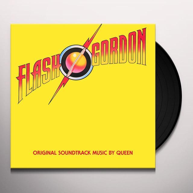 Queen FLASH GORDON Vinyl Record - 180 Gram Pressing