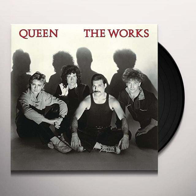 Queen WORKS Vinyl Record - 180 Gram Pressing