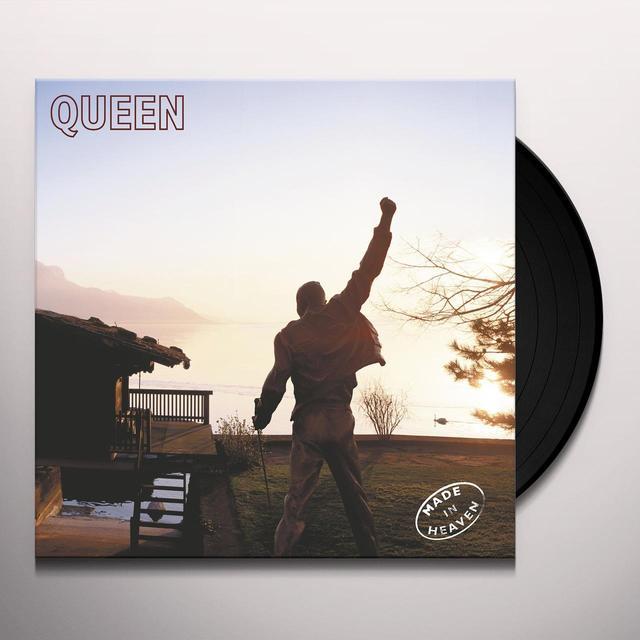Queen MADE IN HEAVEN Vinyl Record - 180 Gram Pressing
