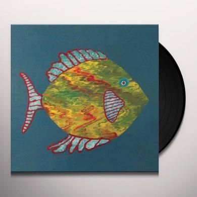 Michael Chapman FISH Vinyl Record