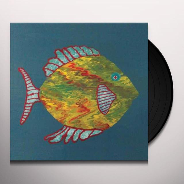 Michael Chapman FISH Vinyl Record