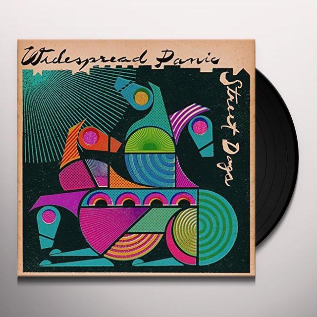 Widespread Panic STREET DOGS Vinyl Record