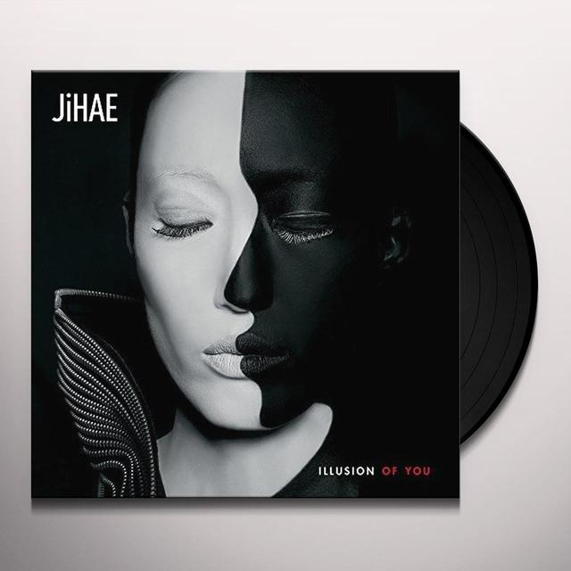 JIHAE ILLUSION OF YOU Vinyl Record