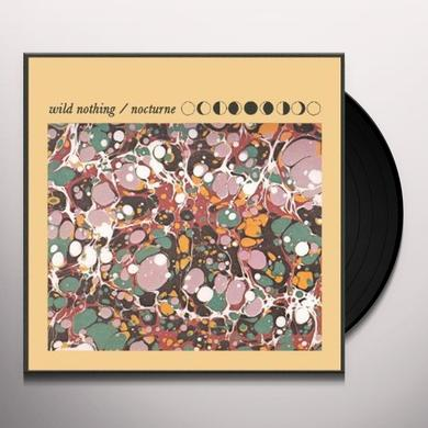 Wild Nothing NOCTURNE Vinyl Record - UK Import