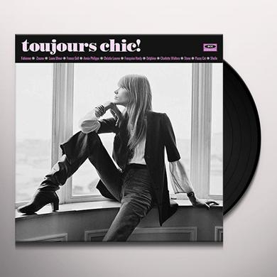 TOUJOURS CHIC: MORE FRENCH GIRL SINGERS OF 1960S Vinyl Record