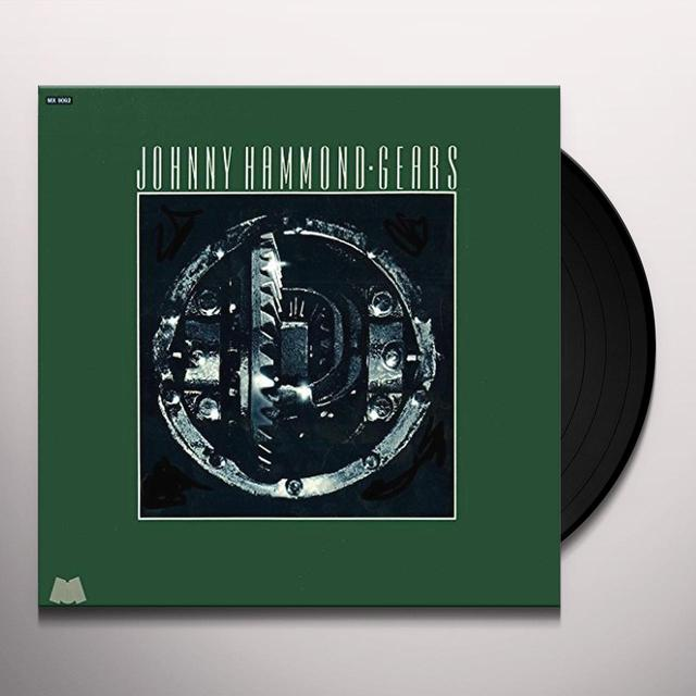 "Johnny ""Hammond"" Smith GEARS Vinyl Record"
