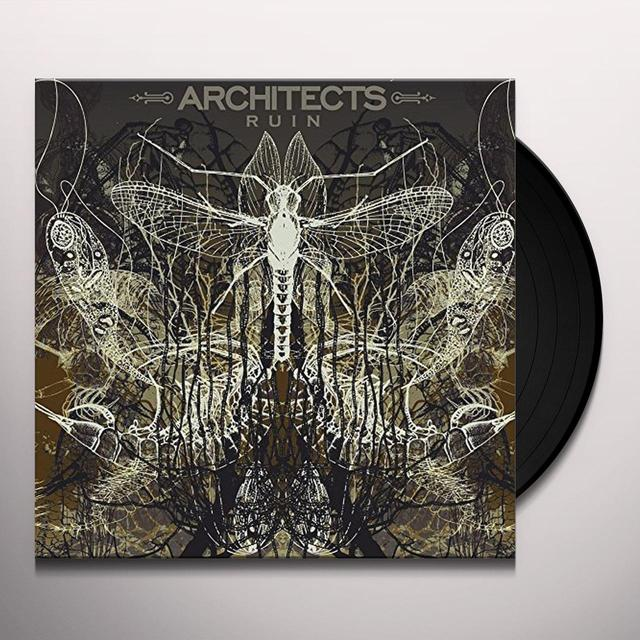 Architects RUIN Vinyl Record - Holland Import