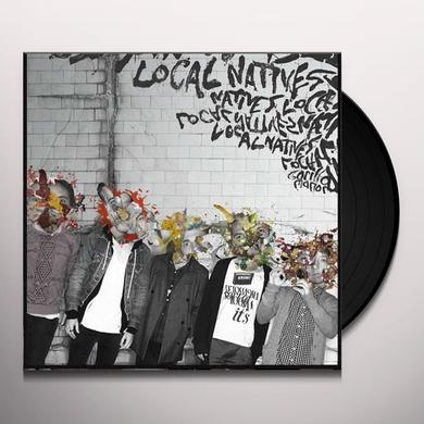 Local Natives GORILLA MANOR Vinyl Record - UK Import