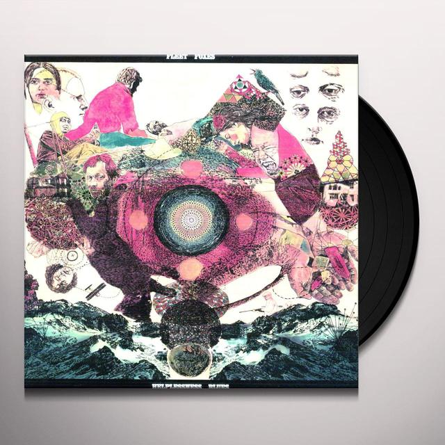 Fleet Foxes HELPLESSNESS BLUES Vinyl Record - UK Import