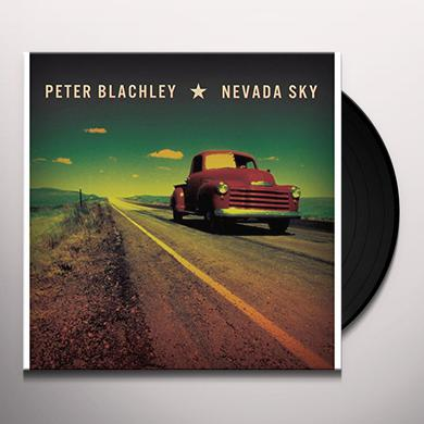 Peter Blachley NEVADA SKY Vinyl Record
