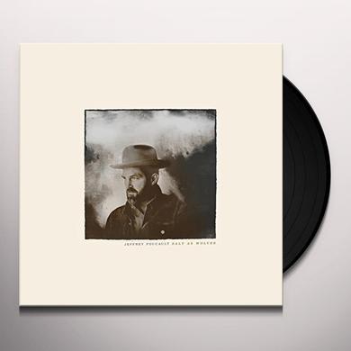 Jeffrey Foucault SALT AS WOLVES Vinyl Record