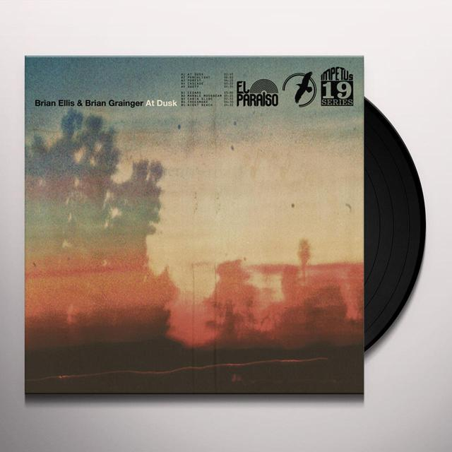 Brian Ellis & Brian Grainger AT DUSK Vinyl Record