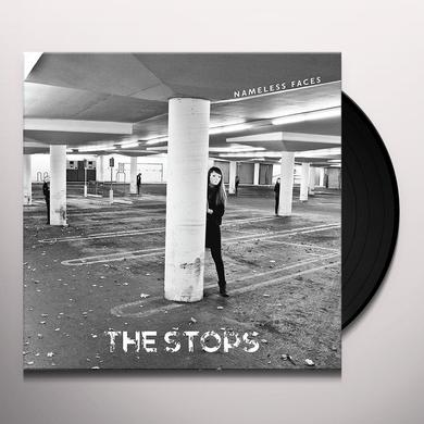 STOPS NAMELESS FACES Vinyl Record