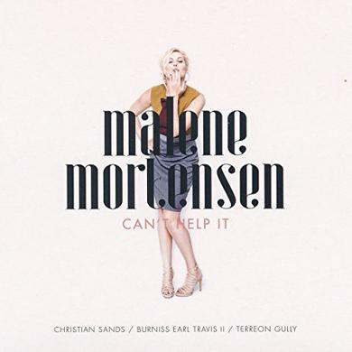 Malene Mortensen CAN'T HELP IT Vinyl Record