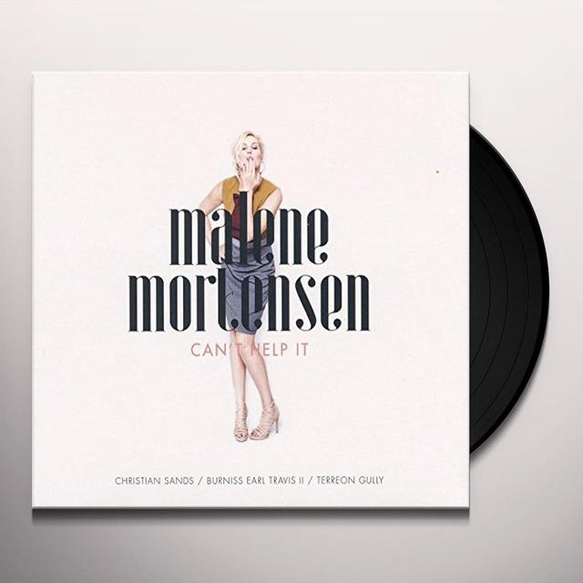 Malene Mortensen CAN'T HELP IT Vinyl Record