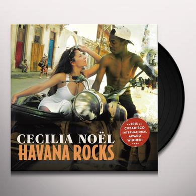 Cecilia Noel HAVANA ROCKS Vinyl Record