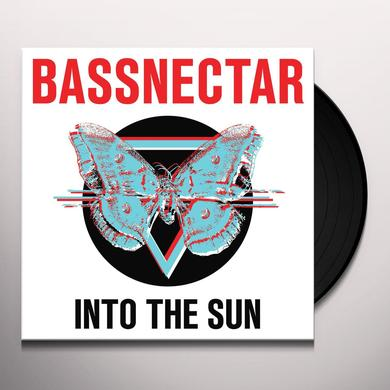 Bassnectar INTO THE SUN Vinyl Record - Gatefold Sleeve