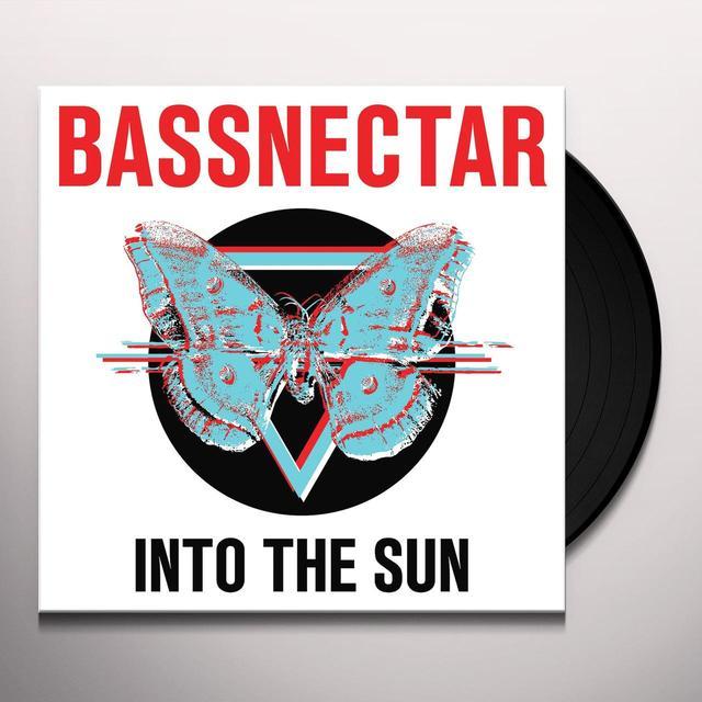 Bassnectar INTO THE SUN Vinyl Record - Gatefold Sleeve