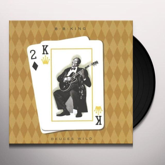 B.B. King DEUCES WILD Vinyl Record