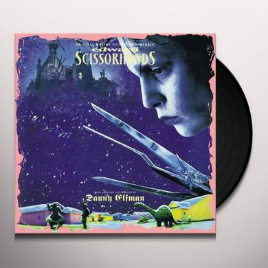 EDWARD SCISSORHANDS / O.S.T. Vinyl Record