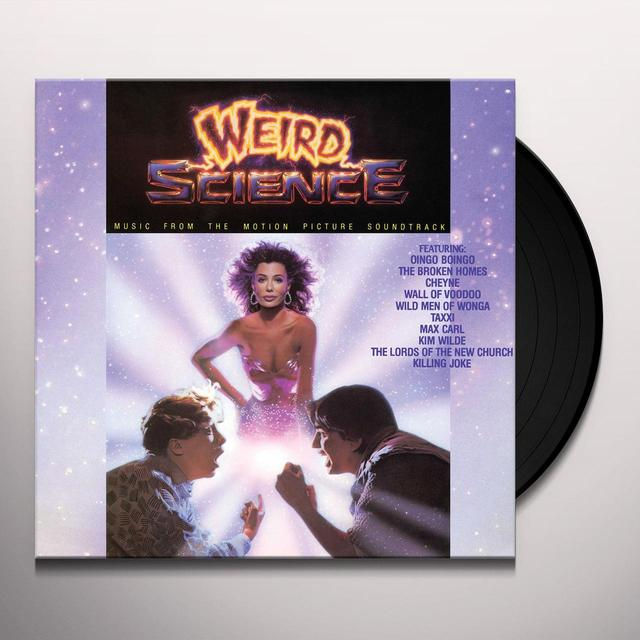 WEIRD SCIENCE (MUSIC FROM THE MOTION PICTURE) Vinyl Record