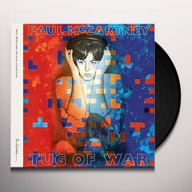 Paul McCartney TUG OF WAR Vinyl Record