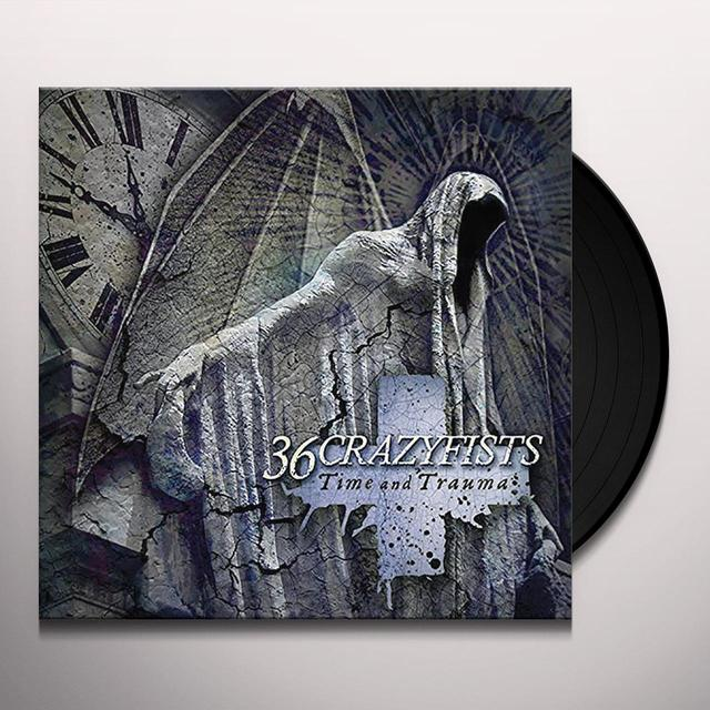 36 Crazyfists TIME & TRAUMA Vinyl Record