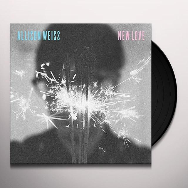 Allison Weiss NEW LOVE Vinyl Record