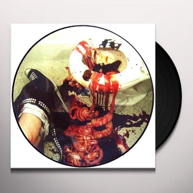 Impaled DEAD STILL DEAD REMAIN Vinyl Record