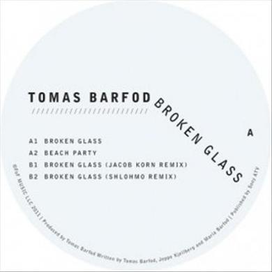 Tomas Barfod BROKEN GLASS Vinyl Record