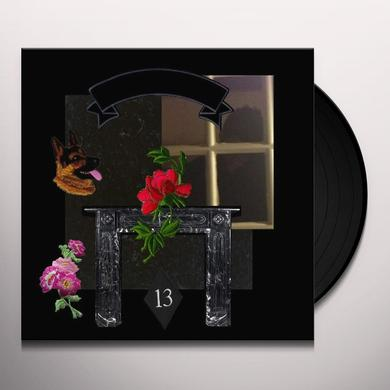 Shlohmo LAID OUT Vinyl Record