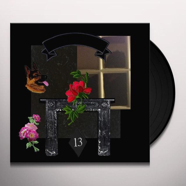 Shlohmo LAID OUT Vinyl Record