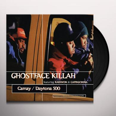 Ghostface Killah CAMAY Vinyl Record