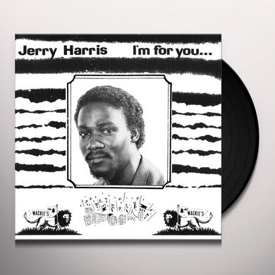Jerry Harris I'M FOR YOU I'M FOR ME Vinyl Record