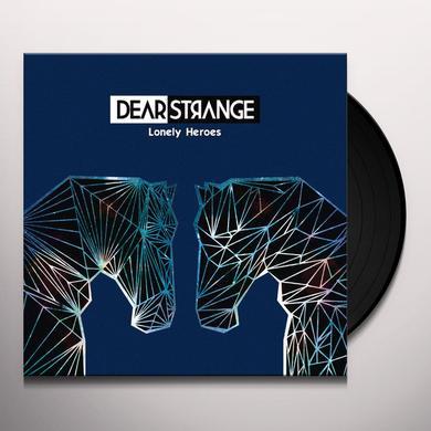 DEAR STRANGE LONELY HEROES Vinyl Record - w/CD