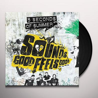 5 Seconds Of Summer SOUNDS GOOD FEELS GOOD Vinyl Record