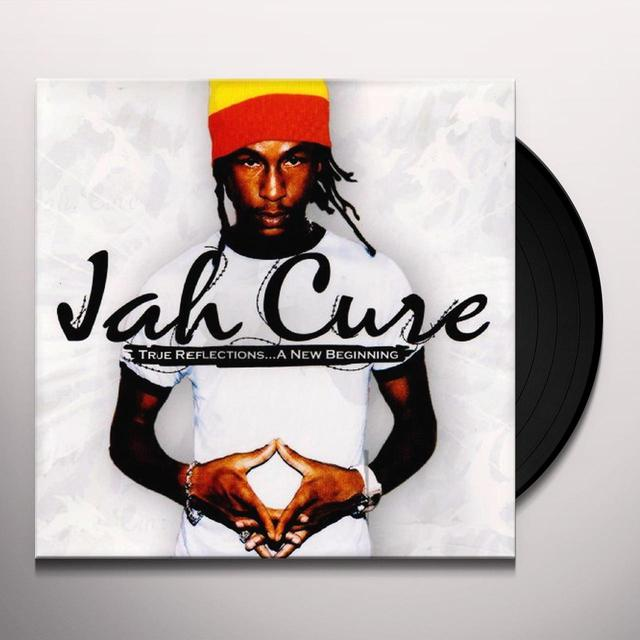 Jah Cure TRUE REFLECTIONS Vinyl Record