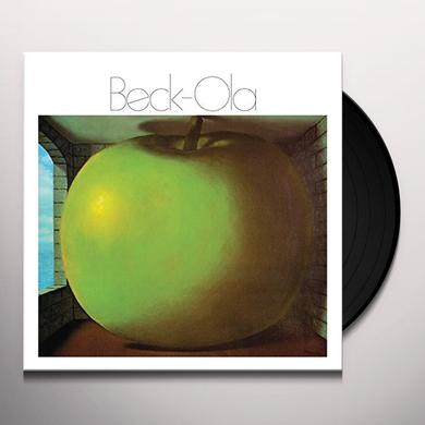 Jeff Beck BECK-OLA Vinyl Record - Gatefold Sleeve, Limited Edition, 180 Gram Pressing, Deluxe Edition