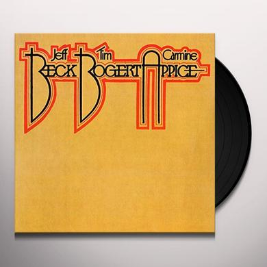 Jeff Beck BECK & BOGERT & APPICE Vinyl Record